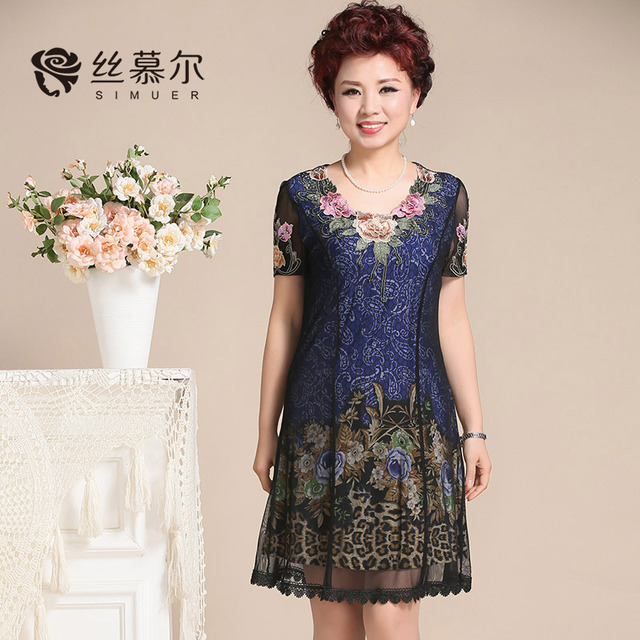 Clothes for middle age women
