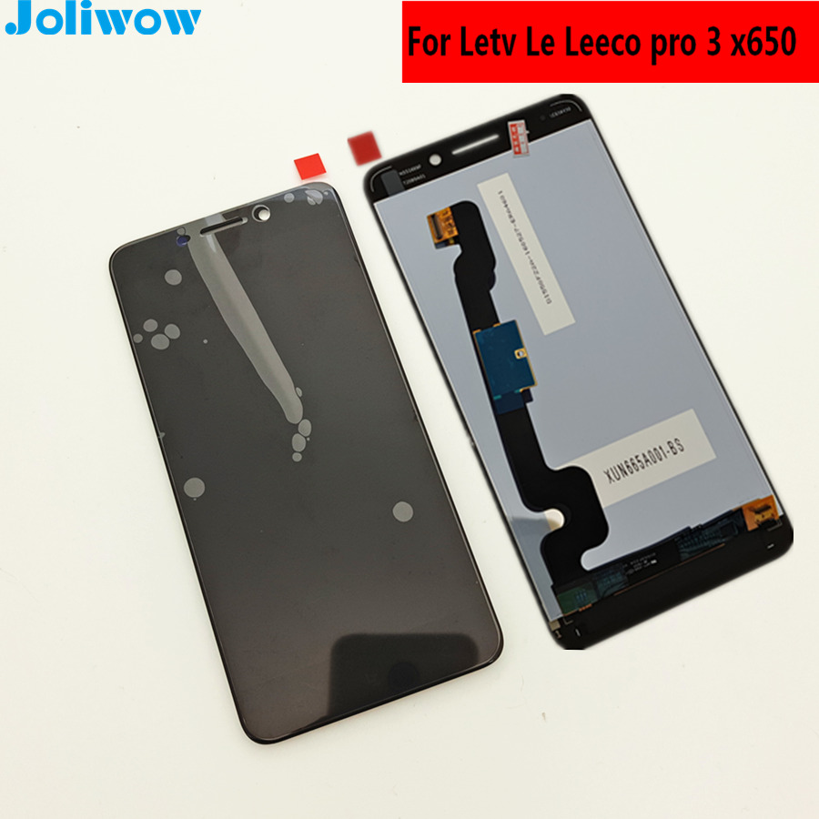 Tested For letv le leeco pro 3 x650 Double camera AI version LCD Display Touch Screen Digitizer Assembly Replacement Accessories