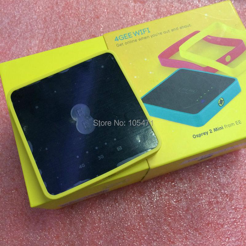 Original Unlock Alcatel Y853 100Mbps 4G MiFi Router FDD800/1800/2600MHZ 3G UMTS
