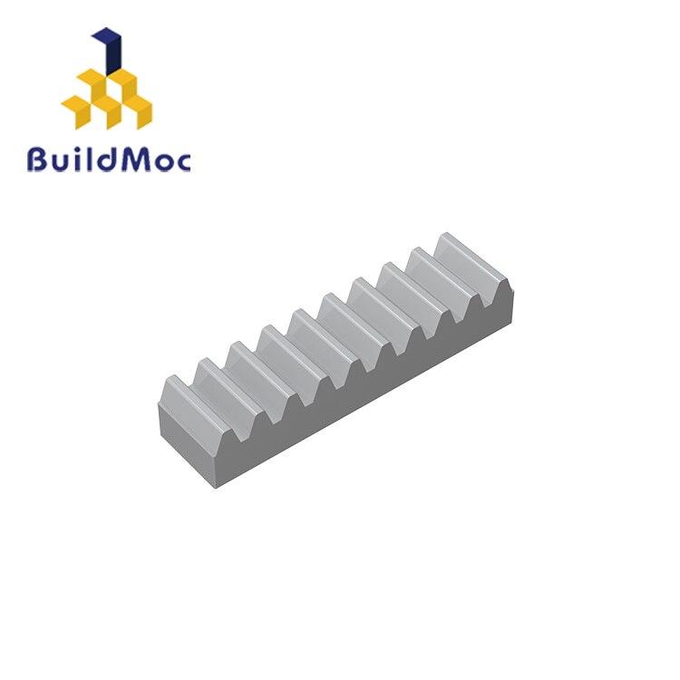 Construcdmoc Compatible pour lego 3743 1x4 pour blocs de construction pièces bricolage histoire éducatif créatif cadeau jouets (lot de 10)