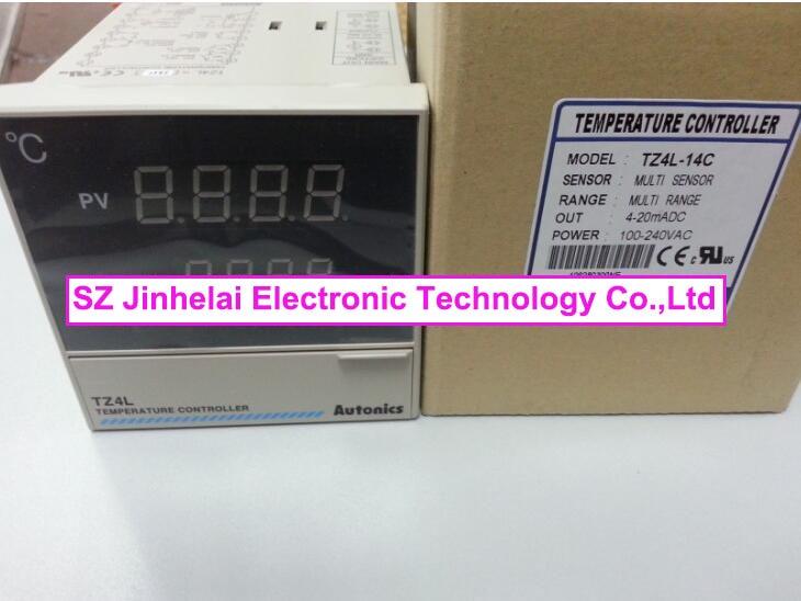 New and original    TZ4L-14C      AUTONICS   Temperature Controller 100% new and original tz4l 14c autonics temperature controller