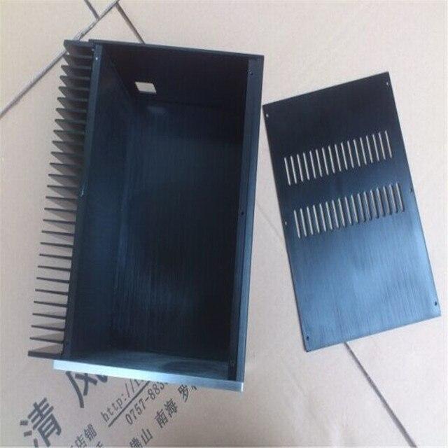 Boîtier en aluminium 2515 préampli châssis amplificateur de puissance boîtier/boîte taille 311*253*150mm