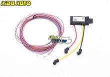 Alarma de monitoreo interior ultrasónico de Seguridad automotriz, bocina de sirena para coche VW, Golf 7, MK7, MQB, 5Q0, 951, 177, 5Q0951177