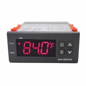 Image 2 - Inkbird Thermostaat Temperatuur Controller Regulator Weerstation Thermoregulator Temperatuursensor Digitale Thermometer Meter