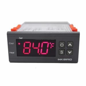 Image 2 - Inkbird thermostat temperature controller regulator weather station thermoregulator temperature sensor digital thermometer meter