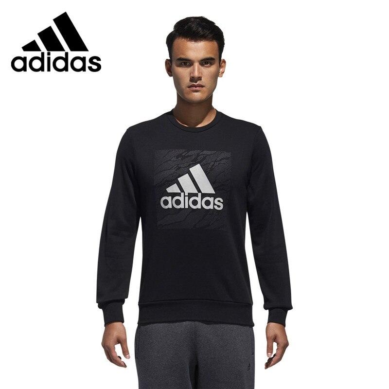 Originale Nuovo Arrivo degli uomini di Adidas CM CREW TRI LNG Formazione Pullover di Abbigliamento SportivoOriginale Nuovo Arrivo degli uomini di Adidas CM CREW TRI LNG Formazione Pullover di Abbigliamento Sportivo