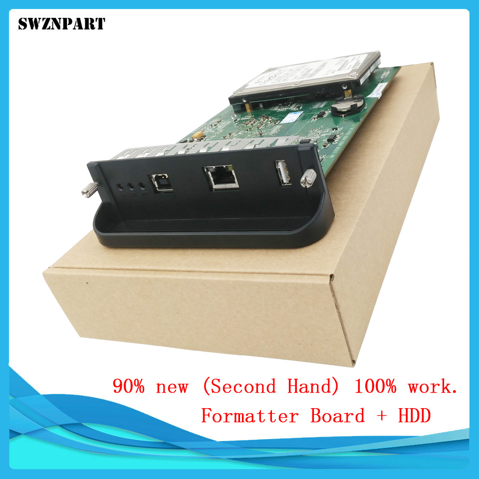 Formatter Board card for HP T790 T1300 T2300 CN727-67035 CN727-67042 CN727-60115 Formatter PCB card cn727 67033 cn727 67028 cn727 67017 cn727 67037 hard drive hdd with firmware for hp designjet t2300 plotter part compatible new