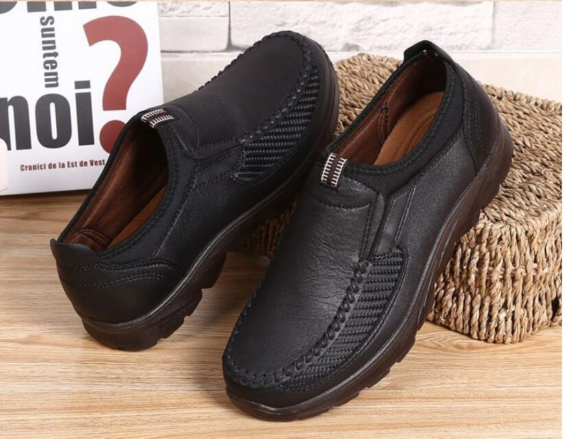 HTB1AAd9aN rK1RkHFqDq6yJAFXac Luxury Brand Men Casual Shoes Lightweight Breathable Sneakers Male Walking Shoes Fashion Mesh Zapatillas Footwear Big Szie 38-48