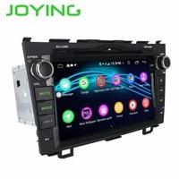 8 Android Car Radio Stereo 4GB+32GB Universal Head Unit For Honda CRV CR V Built in DSP Zlink Multimedia GPS NO DVD Player