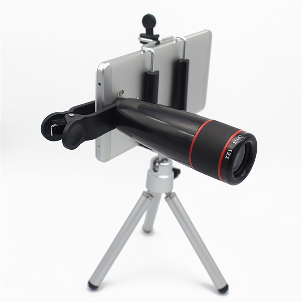 2017 New Phone Camera Lens 20x  Telephoto Lens Portable Mobile Phone Telephoto Camera Lens and Clip for Smartphone telephoto lens