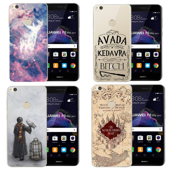 custodia huawei p8 lite 2017 harry potter