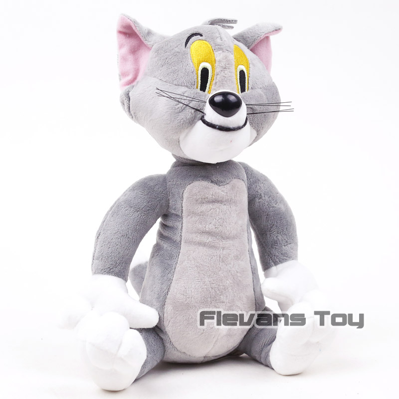 US $10 91 |Tom & Jerry Plush Toys Doll Tom and Jerry Plush Soft Stuffed  Animals Kids Toys Gifts for Children-in Movies & TV from Toys & Hobbies on