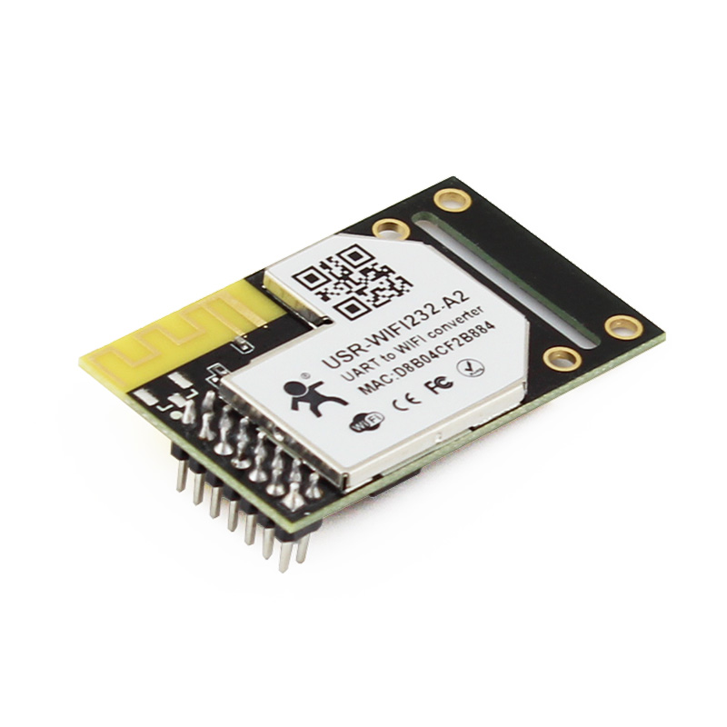 где купить Q092 USR-WIFI232-D2b WiFi Modules Serial UART TTL Port with Ethernet and External Antenna дешево