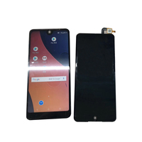 720*1528 For Wiko view 2 w_c800 LCD Display+Touch Screen LCD Digitizer Glass Panel Replacement + 3m stickers