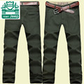 Nian AFS JEEP Good Quality 2015 Autumn Winter Pure Cotton Cargo Pant,straight High Quality Motorcycle Trousers,Solid Man Pants