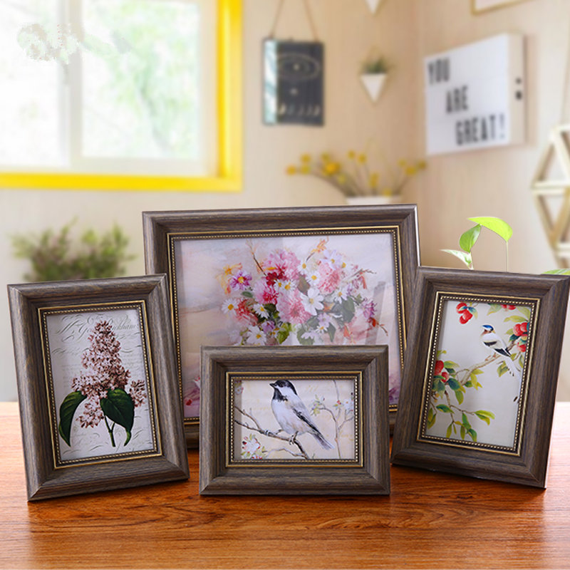 Cheap Creative Vintage DIY Photo Frame, New Arrival Wedding Couple ...