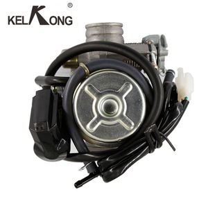 Image 5 - KELKONG New GY6 125cc 150cc Motorcycle Carburetor Carb For BAJA Scooter ATV Go Kart Scooter Moped 125cc PD24J Motorcycle parts