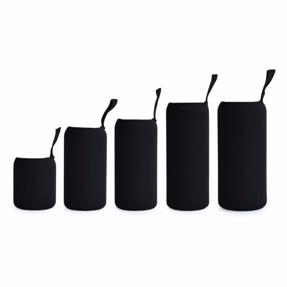 Insulator Bag Neoprene Bottle Cover Pouch Holder Kettle Pouch Sleeve For 350-1000ml Outdoor Sports Water Bottle
