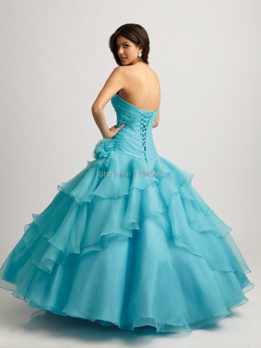 2014 Soft Pink Quinceanera Dresses Ball Gowns Masquerade Party for ...