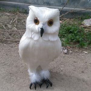 Image 3 - Owl Hunting Decoy Bird Deter Scarer Scarecrow Mice Pest Control Garden Yard Deterrent Repeller Traps Anti Bird