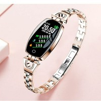 Waterproof Smart Watches Wristband Smart Clock Watch Android IOS Watch Women Girls Gift Smart Electronic Phone Watch Heart beat