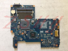 for Toshiba Satellite C675 C670 laptop motherboard Intel DDR3 H000033480 Free Shipping 100% test ok wholesale motherboard v000138380 for toshiba l300 100