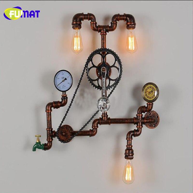 Gear Wall Lamps 14