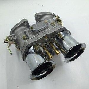 Image 3 - SherryBerg 44idf 44mm 44 IDF Weber Vergaser 18990,03 1970 99 für Volkswagen Super Käfer 2 Tür 1,6 L CARB FAJS EMPI 2 fässer