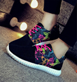 Lace female summer 2016 fashion shoes mesh shoes soft bottom female  SUB839