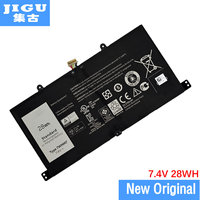 JIGU New 7.4V 28Wh For Dell Venue 11 Pro Keyboard Tablet Battery 7WMM7 CFC6C CP305193L1 D1R74
