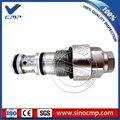 723-40-91600 главный клапан экскаватора для Komatsu PC130-8 PC130US-8 PC200-8 PC200LC-8 PC220-8 PC220LC-8 PC240-8 PC270-8