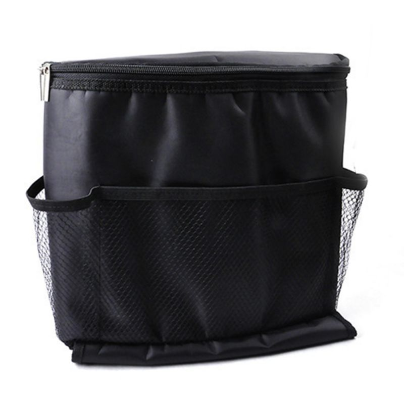 Organizer Car Seat Basket Stowing Tidying Bag Insulated Food Storage Holder Case