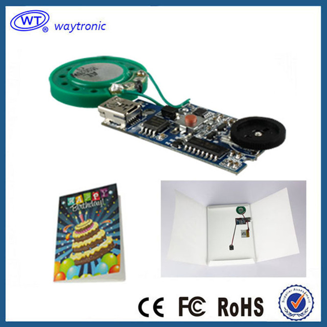 Free shipping recordable sound module for diy greeting cards in free shipping recordable sound module for diy greeting cards m4hsunfo