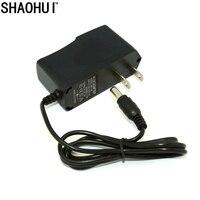 SHAOHUI 100 шт. AC/DC 100 240 В 24 Вт конвертер США адаптер DC 5 В 2A питание светодио дный светодиодные ленты Бесплатная доставка