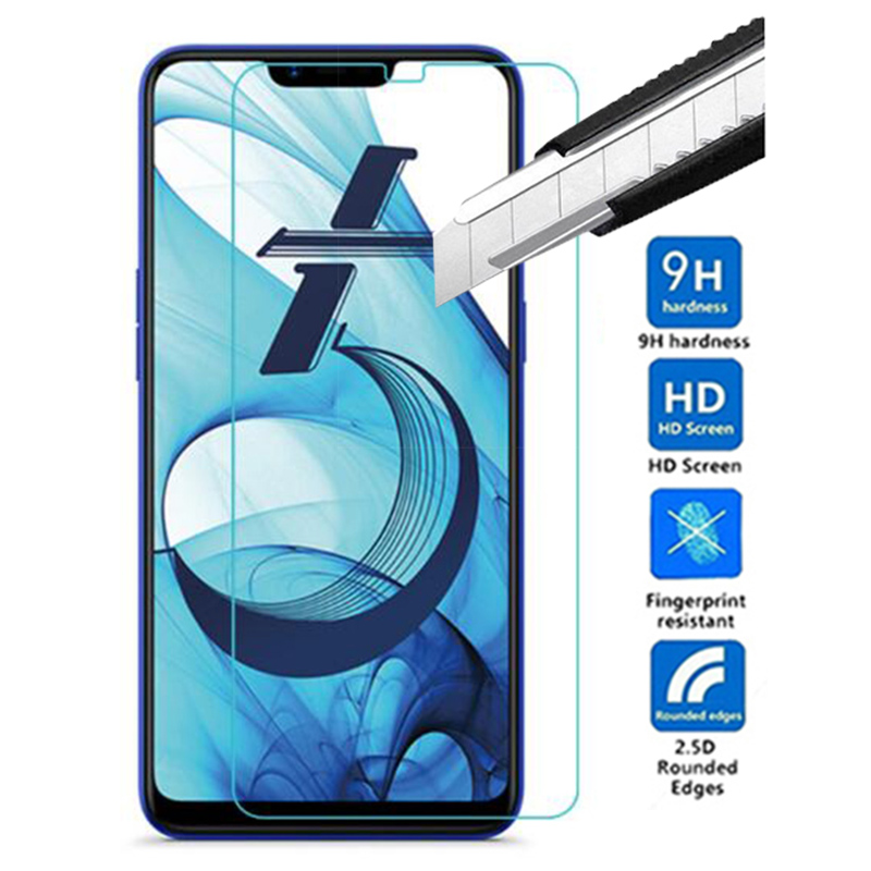 High Quality 9H Tempered Glass For OPPO AX5 Screen Protector For OPPO AX5 Glass Protective Film Screen Protector