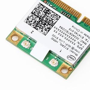 Image 5 - Dual band 300 Mbps Wireless Card สำหรับ Intel Wifi 5100 512AN_HMW Mini PCI e Wlan การ์ดเครือข่าย 2.4G/5 ghz 802.11 a/g/n สำหรับแล็ปท็อป
