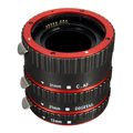 Metal Mount Auto AF Macro Extension Tube/Ring for Kenko for Canon EF-S Len 6D 7D 60D 70D 100D 550D 600D T5i T4i T3i T2i