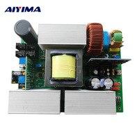 Aiyima 1Pc pure sine wave inverter 12V 24V 36V 48V To 220V solar inverter inversor circuit board boost converter step up