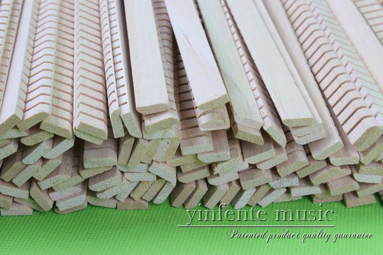 New 20 strips guitar inside binding wooden lining lenght 96 400x10x3.5mm maple