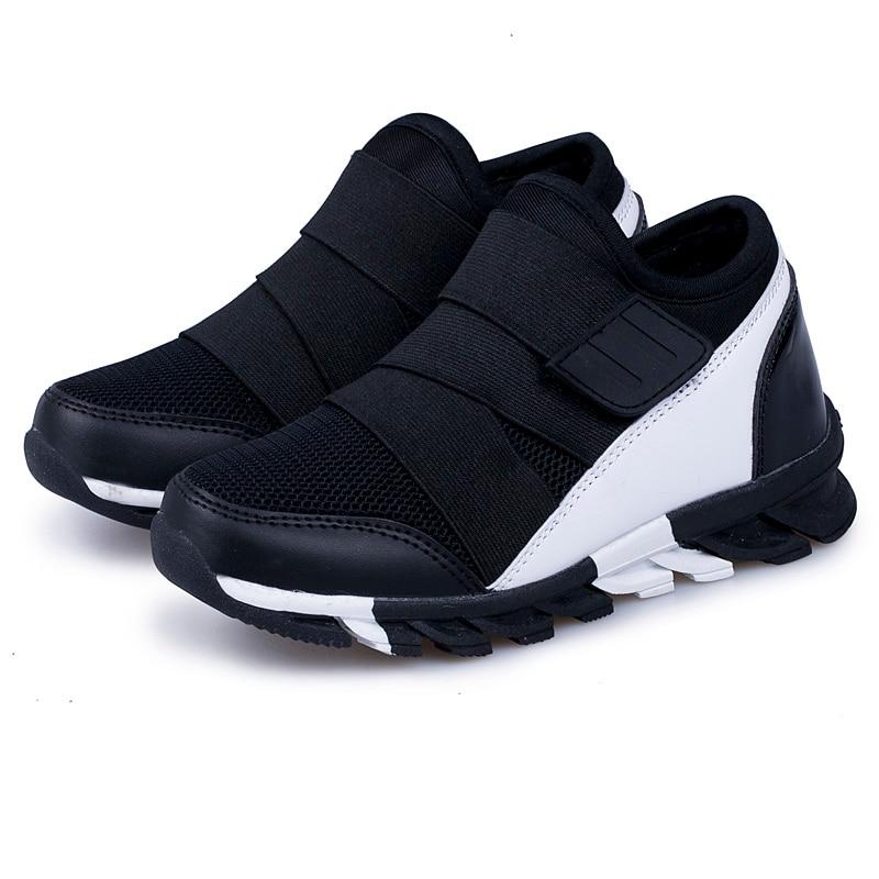 ULKNN Kids Lightweight MD Rubber absorbing Spring Autumn Kids Running Shoes Children Sneakers Boys Sport Shoes Mesh Breathable