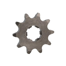 GOOFIT 17mm Front Sprocket 420-10T/11T 428-10T/11T for Motorcycle ATV Dirt bike Q001-028-031