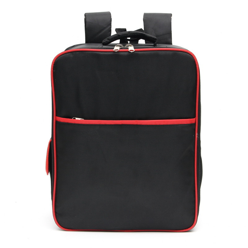 High Quality Black Xiaomi Mi Drone RC Quadcopter Spare Parts Backpack Case Shoulder Bag For RC Camera Drone Quadcopter genuine original xiaomi mi drone 4k version hd camera app rc fpv quadcopter camera drone spare parts main body accessories accs