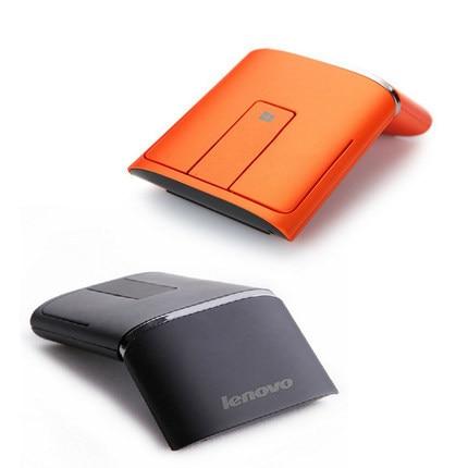 Original Nouvelle 2.4 GHz Bluetooth 4.0 Double Mode Souris Pour Lenovo N700 Pointeur Laser Sans Fil Souris avec 1 An de Garantie