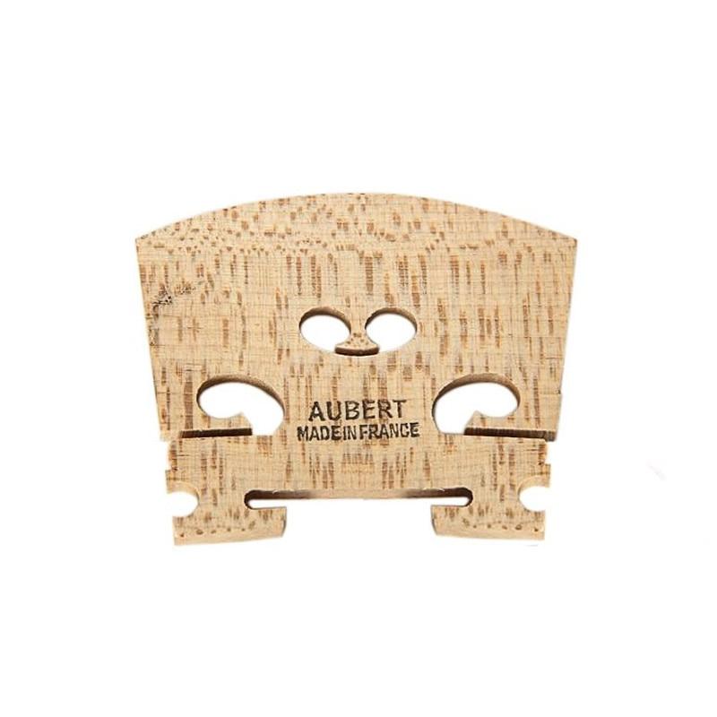 Superior Quality Original Aubert Violin Bridge 4/4 3/4 1/2 1/4  Made In France Violino Accessories
