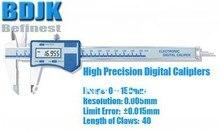 Big discount 0~150mm High Precision Digital Calipers, Electronic Vernier Caliper Measuring Tool / Instrument with 0.015mm Limit Error
