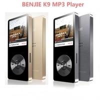 Alloy Speaker Sports MP3 Music Player 8GB 1 8 Inch Screen Original Benjie K9 High Quality