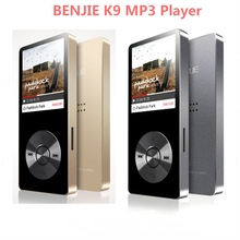 Alloy Speaker Sports MP3 Music Player 8GB 1.8 Inch Screen Original Benjie K9 High Quality Lossless HiFi Voice Recorder FM Radio
