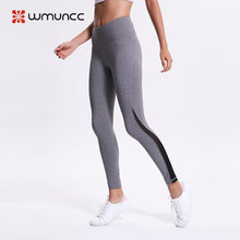 fa429da40f332 Sport Pants Women Sexy High Waist Slim Hip Control Yoga Leggings Push Up Gym  Workout Training Active Trousers Elastic Shapewear