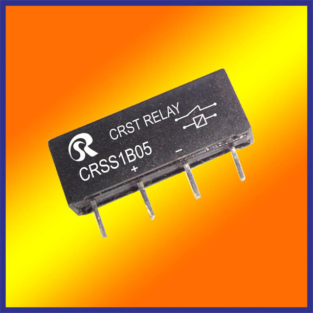 SIP 5VDC dry reed relay CRSS1B05 normally closed micro current