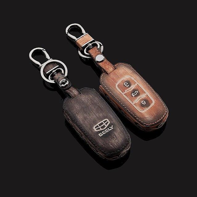 Geely new Emgrand 7 EC7 EC715 EC718 Emgrand7 E7 ,RS,GT,GC9,Borui,car key cover case